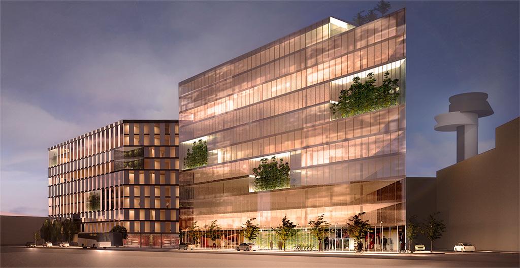 Sky City Office One