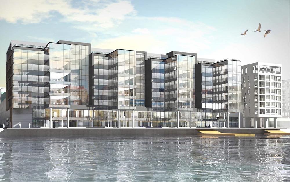 Hyresgästanpassning på Hammarby Gård 12 och 13