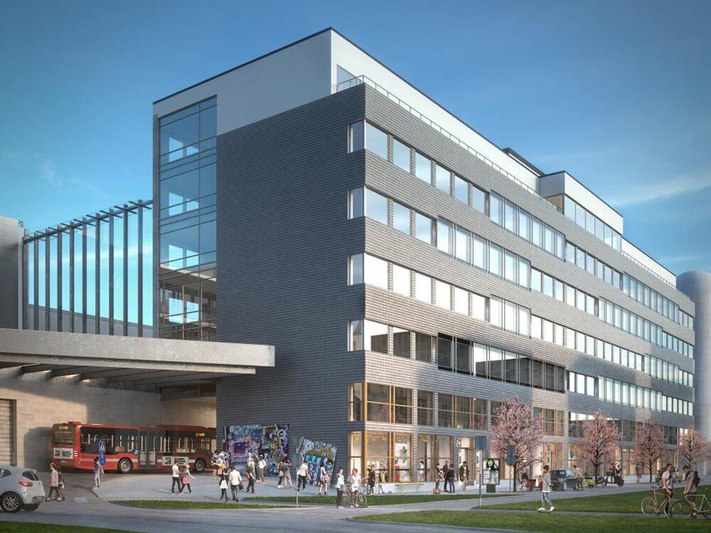 Nya hyresgästanpassningar på Hammarby Gård 12 och 13