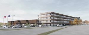 Convise – Projekterar Dahls nya huvudkontor och utför FDT- beräkningar