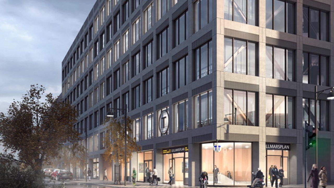 Convise projekterar nästa kontorshus i Sthlm New